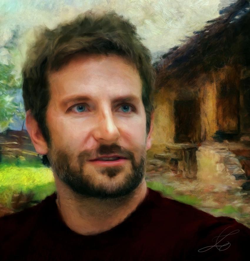 Bradley Cooper par z6ig